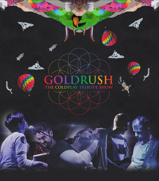 GOLDRUSH - Tribute to Coldplay