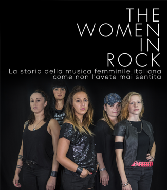 The Women in Rock - Uragano Rosa
