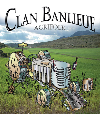 CLAN BANLIEUE - Folk Band